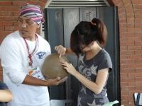102年原住民傳統藝術文化資產研習推廣-排灣陶壺研習