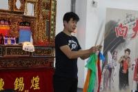 103年向大師學習—陳錫煌布袋戲班