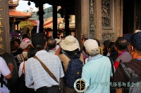 2017大家藝起來-龍山寺巡禮導覽